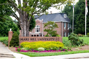 Mars Hill University NC