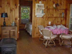Chestnut Mountain cabin